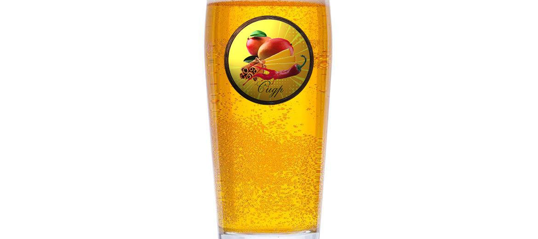 Spicy-mango Cider